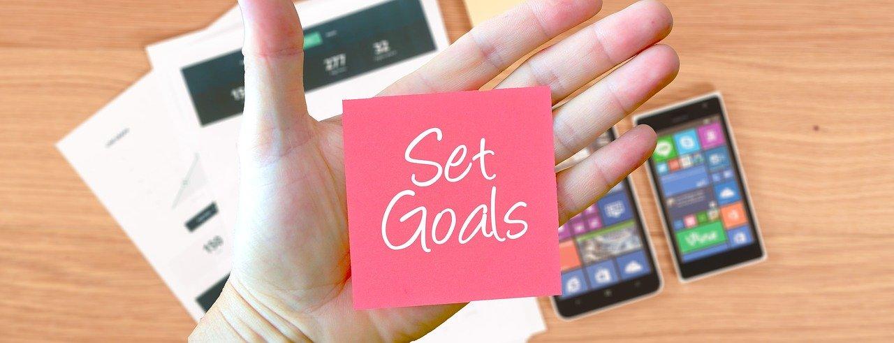 【新人営業マン必見】目標を立てるよりも1,000倍大切なこと
